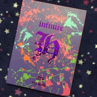 INFINITE H FLY HIGH MINI ALBUM