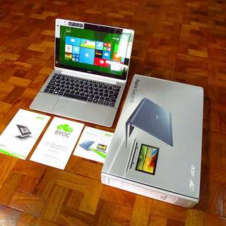 Acer Aspire Switch 11 tablet netbook