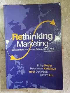 Rethinking Marketing:Sustainable Marketing Enterprise in Asia, Philip Kotler