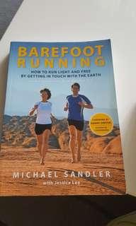 Barefoot running-book