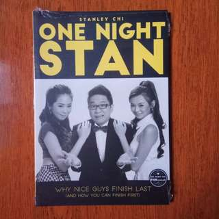 Adult Books - One Night Stan