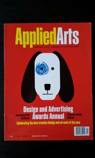 Applied Arts Canada's Visual Communications Magazine design advertising awards annual 2007