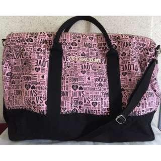 Auth Victoria Secret Gym/Travel Bag