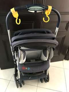Combi 2 way stroller