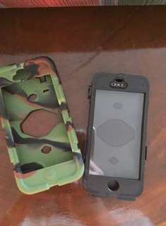 Outdoor case RGBMIX panzer armoured case for iphone 5/5s/SE