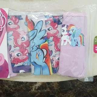 Girls' Panties Version My Little Pony
