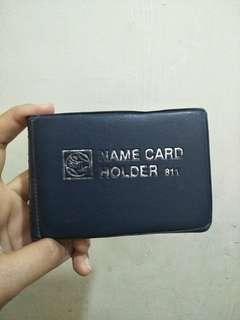 Name Card Holder/ Dompet Kartu Nama