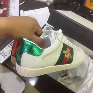 Gucci ace sneaker bee A:A 1:1 GOD QUALITY