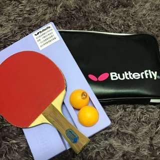 🚚 Butterfly球拍