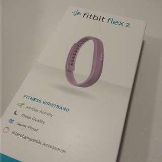 FITBIT TRACKER - FLEX 2 [LAVENDER]