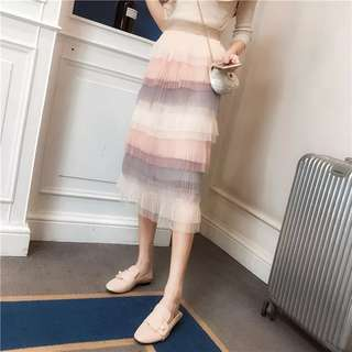 Im looking for tiered@layer Skirt