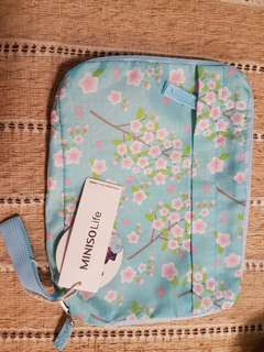 Pouch - recycled from haversack