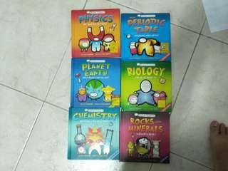 Basher books for children
