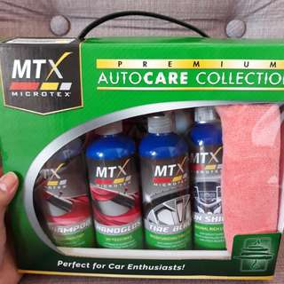 MTX autocare collection