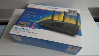 Linksys EA7500 Router