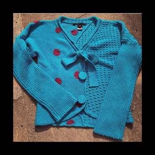 Marc Jacobs (mainline) button up light knit