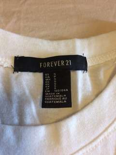 Forever 21 Muscle Tank