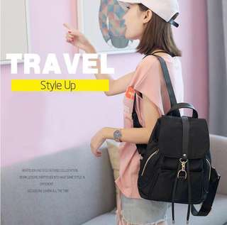 Brand New-👍🏻Stylish Quality PU leather Back bag / Sling Bag/ Travel Bag/