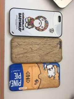 iPhone 6/6s Case x3