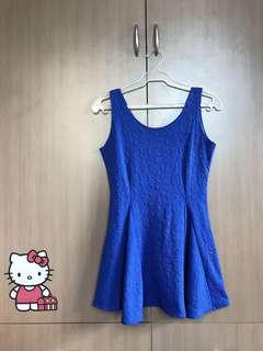 Blue Heart Dress (Top)