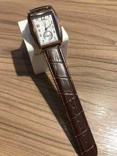 瑞士品牌 🇨🇭 鐵達時  石英錶 玫瑰金數字