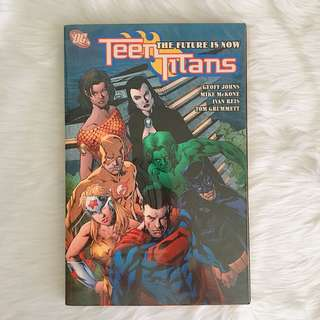 DC Teen Titans The Future is Now Graphic Novel