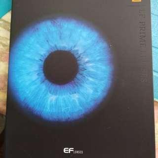 Canon EF Lenses Book 2