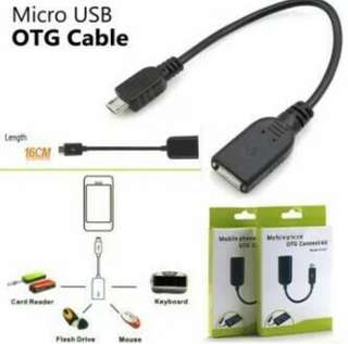 OTG kabel mikro USB connect kit.
