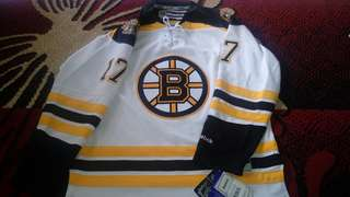 Jersey hockey boston bruins reebok