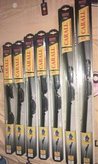 CARALL Multifunction Wiper Blades