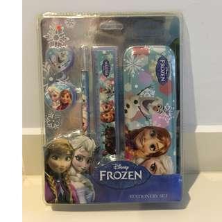 Frozen Stationery Set