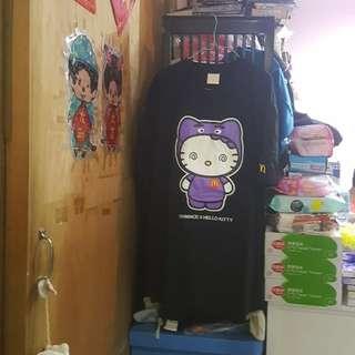 絕版Hello Kitty M碼 衫,全新未穿過