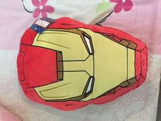 Iron man pillow