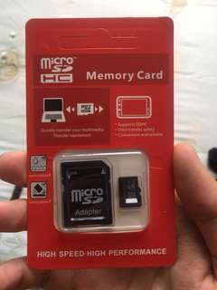 Micro SD Card 128gb