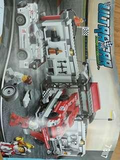 Lepin樂拼賽車玩具