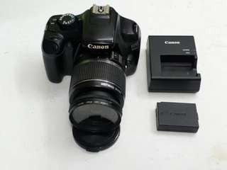 canon eos 1100d w 18 - 55mm is lens hd video