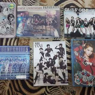 SNSD EXTRA COLLECTION