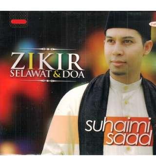 Suhaimi Saad Zikir Selawat & Doa CD