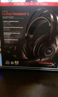 🚚 HyperX Cloud Revolver S