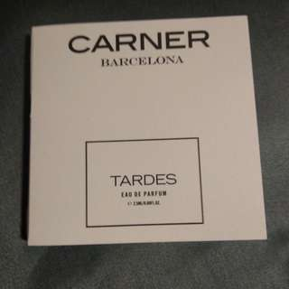 Carner Barcelona Tardes sample