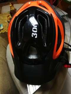 Helmet bike used once