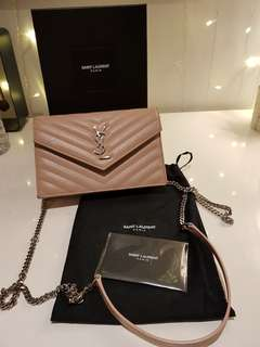 Saint Laurent clutch/crossbody