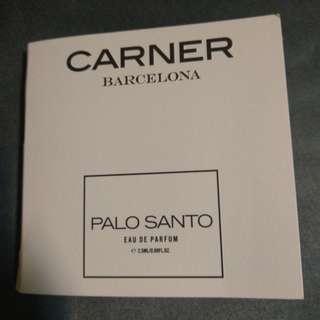 Carner Barcelona Palo Santos Sample