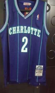 1992 Charlotte hornets Jersey
