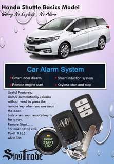 Car Alarm System / extra function