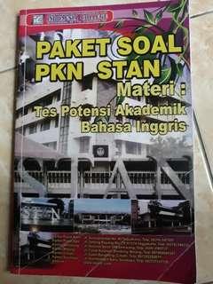 Paket Soal PKN STAN