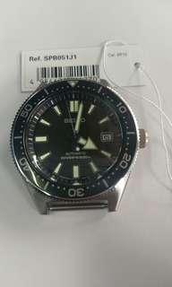 Seiko diver spb051 watch head only spb051j spb051j1 sbdc051