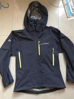 Montbell Freney Parka MS size XS Goretex 風褸 外套