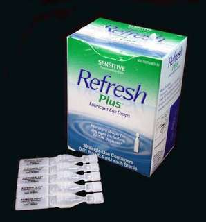 Refresh Plus Eye Care
