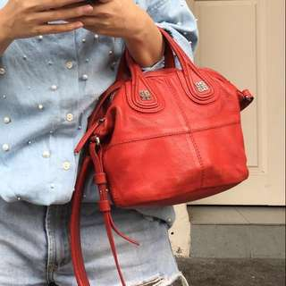 Givenchy Nightingale in Micro Red